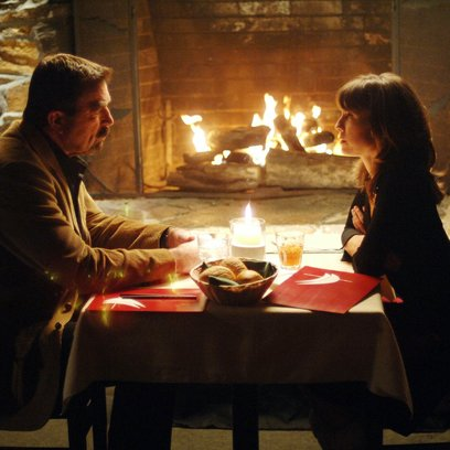 Jesse Stone: Alte Wunden / Tom Selleck / Rebecca Pidgeon Poster