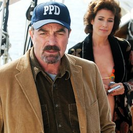 Jesse Stone: Alte Wunden / Tom Selleck / Sean Young Poster