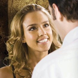 10 Gebote Movie, Das / Jessica Alba Poster
