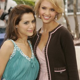58. Filmfestival Cannes 2005 - Festival de Cannes / Brittany Murphy / Jessica Alba