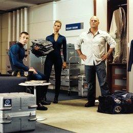 Fantastic Four / Chris Evans / Jessica Alba / Michael Chiklis / Ioan Gruffudd Poster
