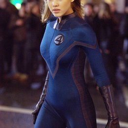 Fantastic Four / Jessica Alba Poster