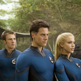 Fantastic Four - Rise of the Silver Surfer / Chris Evans / Ioan Gruffudd / Jessica Alba