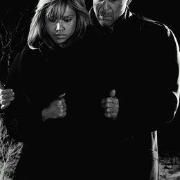 Sin City / Jessica Alba / Bruce Willis Poster