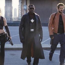 Blade Trinity / Jessica Biel / Wesley Snipes / Ryan Reynolds / Blade Trilogy Poster