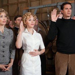 Hitchcock / Jessica Biel / Scarlett Johansson / James D'Arcy Poster