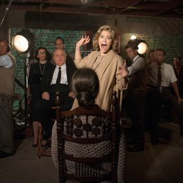 Hitchcock / Set / Toni Collette / Sir Anthony Hopkins / Jessica Biel Poster