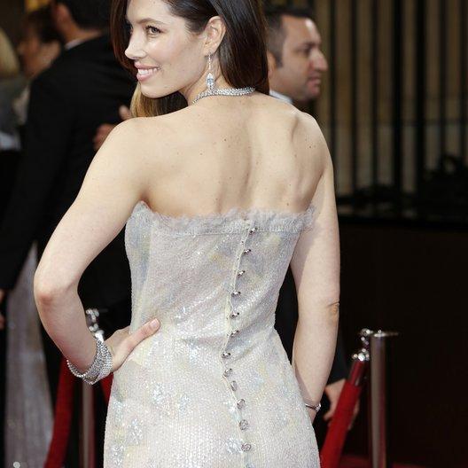 Jessica Biel / 86th Academy Awards 2014 / Oscar 2014 Poster