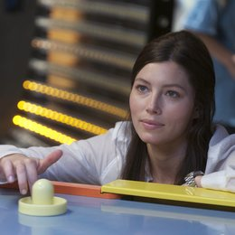 Kiss the Coach / Playing for Keeps / Jessica Biel Poster