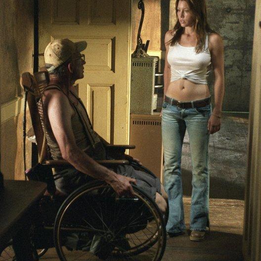 Michael Bay's Texas Chainsaw Massacre / Terrence Evans / Jessica Biel Poster