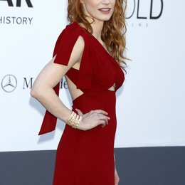 Chastain, Jessica / 20th amfAR Cinema Against AIDS Gala / 66. Internationale Filmfestspiele von Cannes 2013 Poster