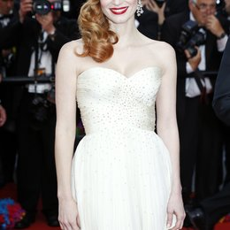 Chastain, Jessica / 65. Filmfestspiele Cannes 2012 / Festival de Cannes Poster