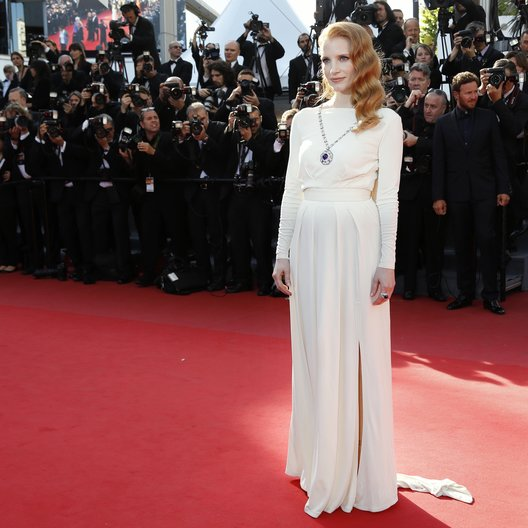 Chastain, Jessica / 66. Internationale Filmfestspiele von Cannes 2013 Poster