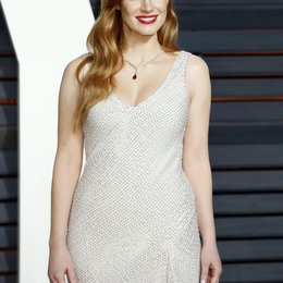 Chastain, Jessica / Vanity Fair Oscar Party 2015 Poster