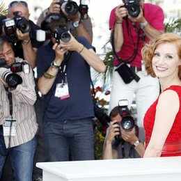 Jessica Chastain / 64. Filmfestspiele Cannes 2011 Poster