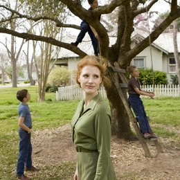 Tree of Life, The / Jessica Chastain Poster