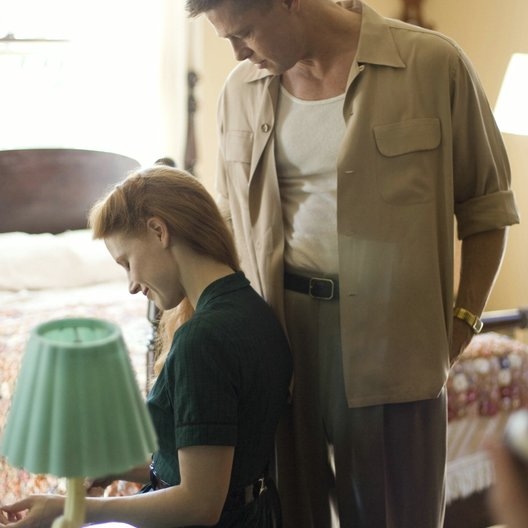 Tree of Life, The / Jessica Chastain / Brad Pitt Poster