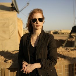 Zero Dark Thirty / Jessica Chastain Poster