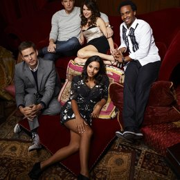 Friends with Benefits / André Holland / Ryan Hansen / Danneel Ackles / Jessica Lucas / Zach Cregger Poster