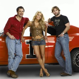 Duke kommt selten allein, Ein / Johnny Knoxville / Jessica Simpson / Seann William Scott Poster