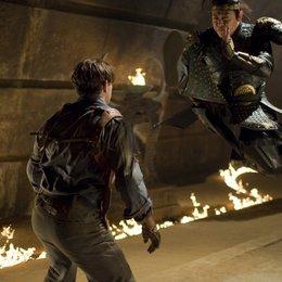 Mumie: Das Grabmal des Drachenkaisers, Die / Brendan Fraser / Jet Li Poster