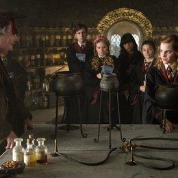 Harry Potter und der Halbblutprinz / Jim Broadbent / Emma Watson Poster