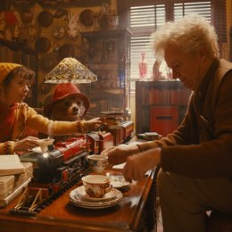 Paddington / Sally Hawkins / Jim Broadbent Poster