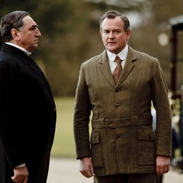 Downton Abbey / Jim Carter / Hugh Bonneville Poster