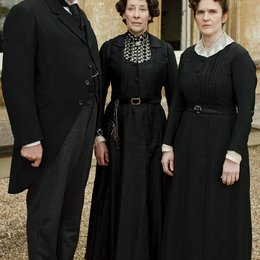 Downton Abbey / Siobhan Finneran / Jim Carter / Phyllis Logan Poster