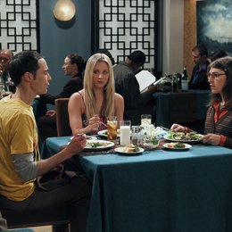 Big Bang Theory - Die komplette vierte Staffel, The / Jim Parsons / Kaley Cuoco / Mayim Bialik Poster