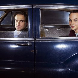 Big Bang Theory, The / Johnny Galecki / Jim Parsons Poster