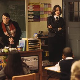 School of Rock / Jack Black / Joan Cusack