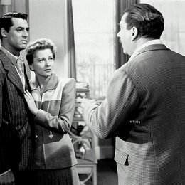 Verdacht / Cary Grant / Joan Fontaine Poster