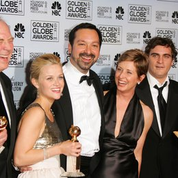 Keach, James / Witherspoon, Reese / Mangold, James / Konrad, Cathy / Phoenix, Joaquin / 63. Golden Globe Awards 2006 Poster