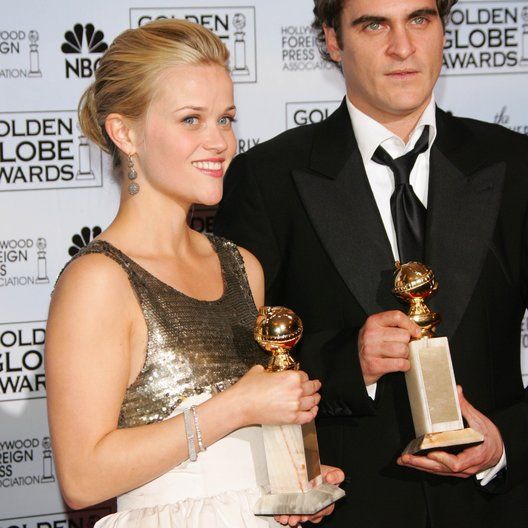 Witherspoon, Reese / Phoenix, Joaquin / 63. Golden Globe Awards 2006 Poster