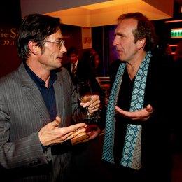 Hamburger Director's Cut beim Filmfest Hamburg 2008 / Oskar Roehler und Jochen Nickel Poster