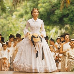 Anna und der König / Jodie Foster Poster