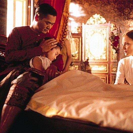 Anna und der König / Jodie Foster / Chow Yun-Fat Poster
