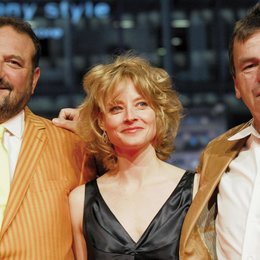 "Filmpremiere ""Die Fremde in Dir"" / 13.09.2007 Berlin / Joel Silver / Jodie Foster / Neil Jordan Poster"