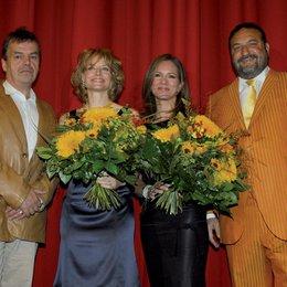 "Filmpremiere ""Die Fremde in Dir"" / 13.09.2007 Berlin / Neil Jordan / Jodie Foster / Susan Downey / Joel Silver Poster"