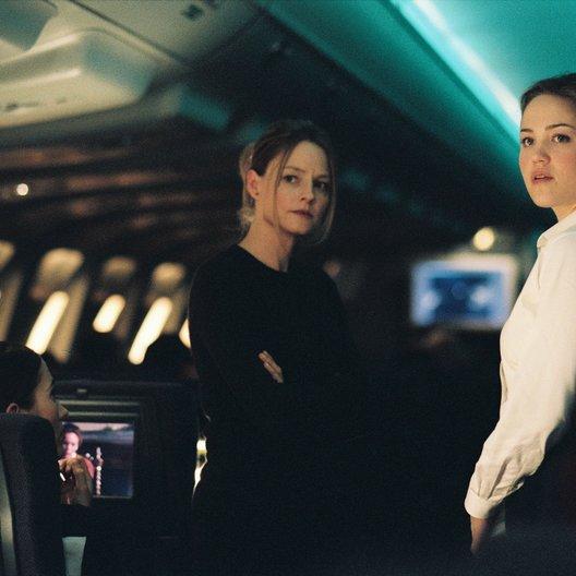 Flightplan - Ohne jede Spur / Jodie Foster / Erika Christensen Poster