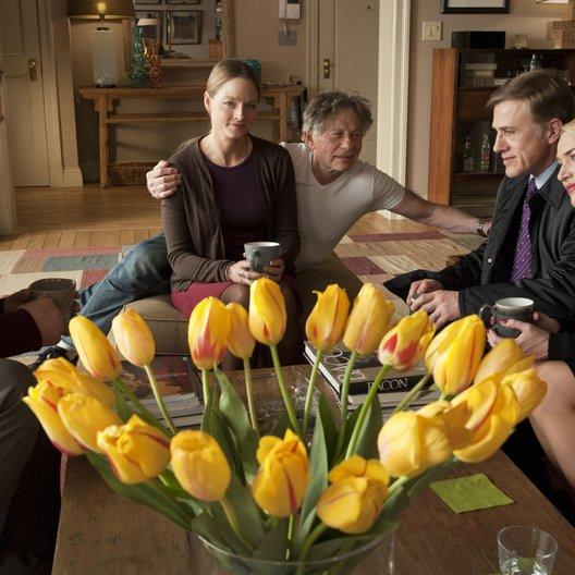 Gott des Gemetzels, Der / John C. Reilly / Jodie Foster / Roman Polanski'/ Christoph Waltz / Kate Winslet Poster