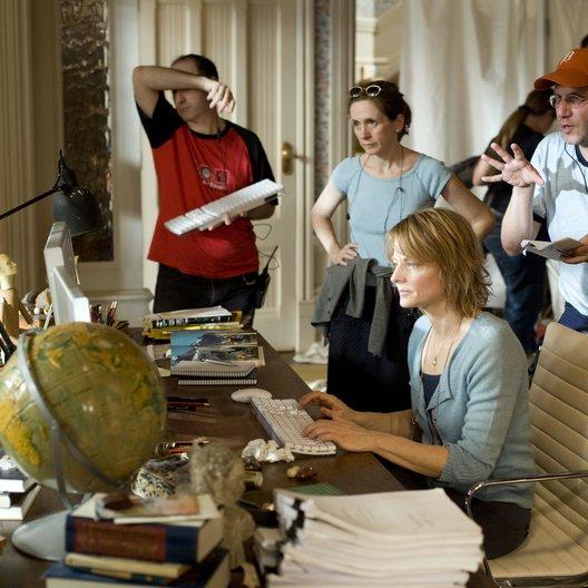 Insel der Abenteuer, Die / Jodie Foster / Set Poster