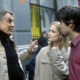 Nicht auflegen! / Joel Schumacher / Radha Mitchell / Colin Farrell / am Set Poster