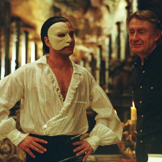 Phantom der Oper, Das / Gerard Butler / Joel Schumacher / Set Poster