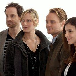 Jörg Hartmann, Anna Schudt, Stefan Konarske und Aylin Tezel (v.l.) Poster