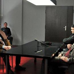 starkes Team: Die Frau im roten Kleid, Ein (ZDF) / Kai Lentrodt / Jörg Hartmann / Florian Martens Poster