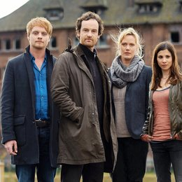 Tatort: Mein Revier (WDR) / Jörg Hartmann / Stefan Konarske / Anna Schudt / Aylin Tezel Poster