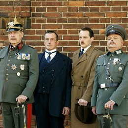Hitler vor Gericht (BR) / Johannes Zirner / Peter Fricke Poster