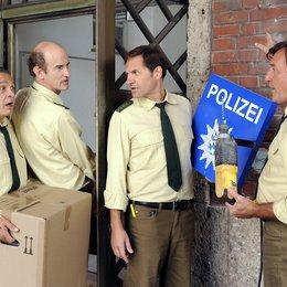 München 7 - Zwei Polizisten und ihre Stadt (4. Staffel, 8 Folgen) (BR) / Andreas Giebel / Julia Koschitz / Florian Karlheim Poster
